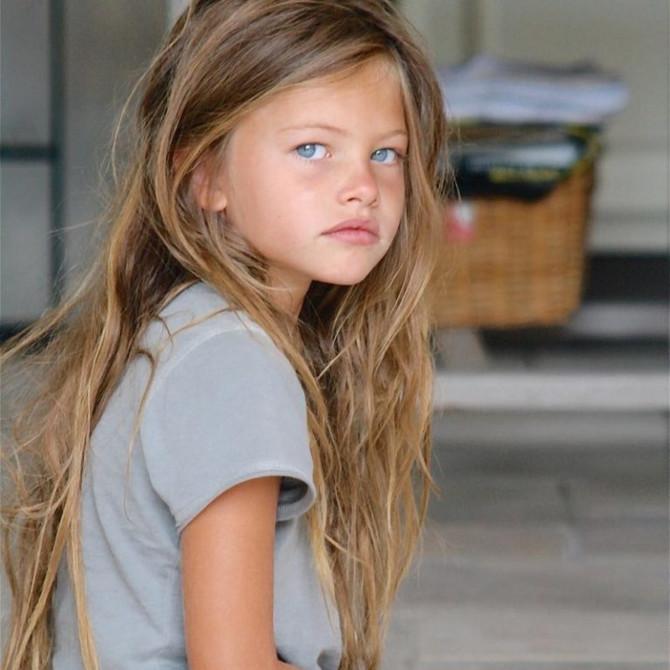 Malena Tilan postala je zvezda već sa četiri godine