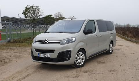 Citroen Spacetourer - Robert testuje