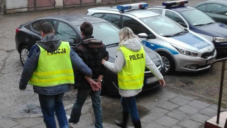 Warmińsko-mazurskie: dzięki reakcji rodzica z Morąga ujęto pedofila