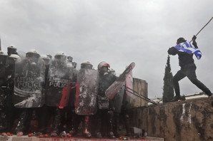 VREME CURI Odlučujuća nedelja za MAKEDONSKU DRAMU u Grčkoj je počela žestokim okršajima. Ko će izaći kao pobednik?