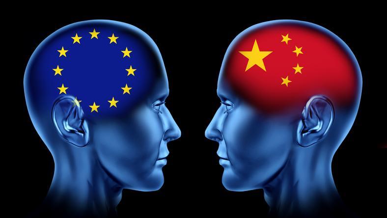 Chiny vs. Unia Europejska