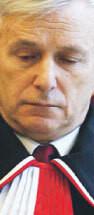 Bohdan Zdziennicki, sędzia, kandydat na prezesa Trybunału Konstytucyjnego