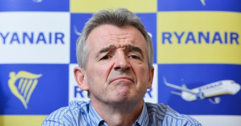 Szef Ryanaira musi mieć twardy orzech do zgryzienia. Czy problemy firmy będą się przedłużać?