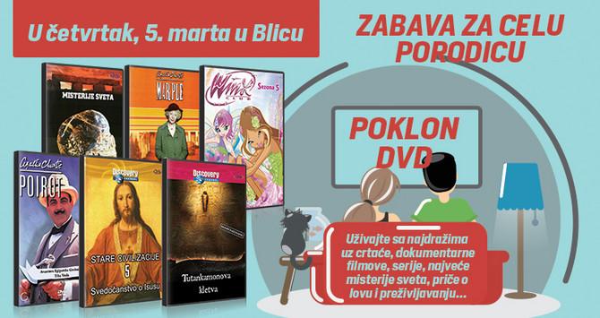 DVD poklon