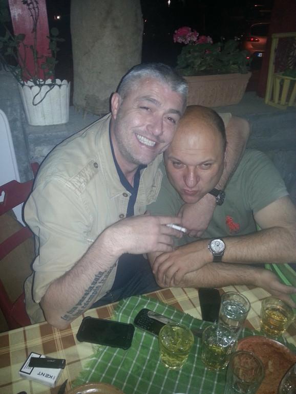 Predrag Danilović i Branko Filipović bili su prijatelji pre sukoba