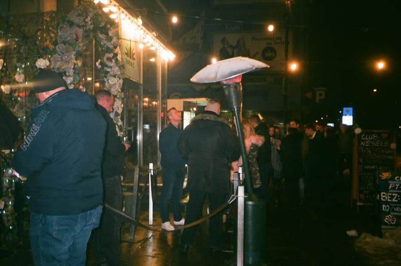 Byliśmy W Warszawskim Klubie Wesele