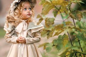 NE, OVO NIJE LUTKA Violeta ima četiri godine i mnogi je smatraju NAJLEPŠOM DEVOJČICOM na svetu (FOTO)