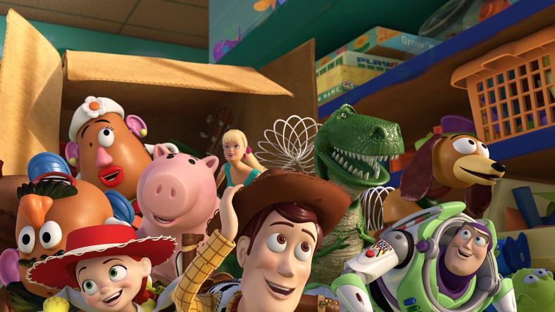 "Chudy i spółka z ""Toy Story 3"""