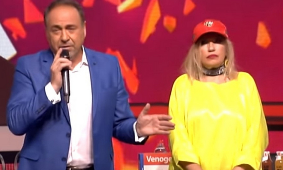 Marinko Rokvić i Nada Topčagić