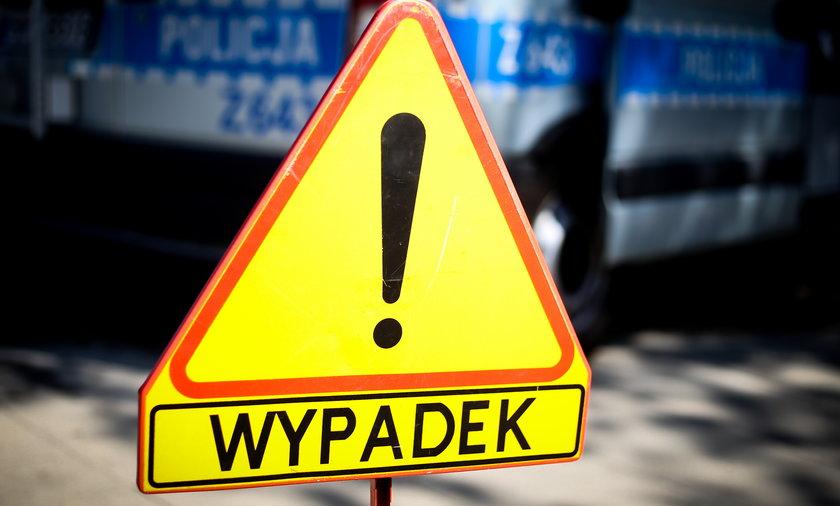 Tragiczny wypadek pod Wolinem. Nie żyje jedna osoba