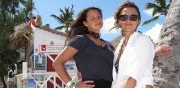 Anna Popek zabrała córkę na urlop do raju