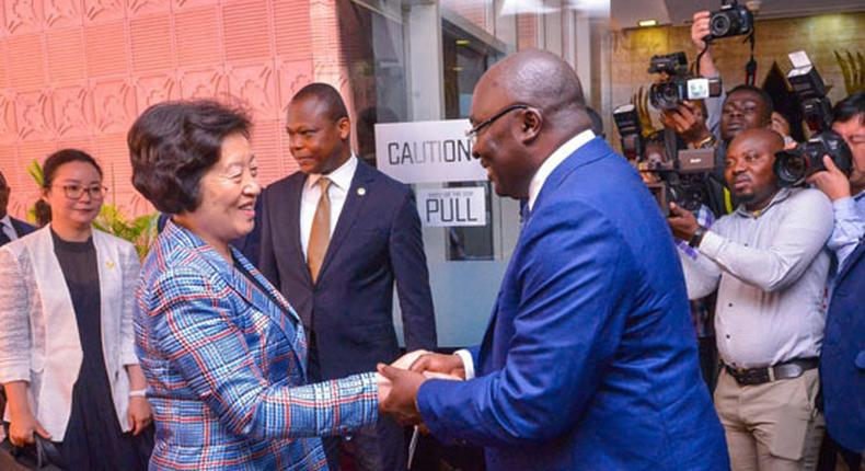 China writes off some $36 million debt Ghana owes, here's why