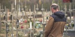 Poruszające słowa bezdomnego: Mnie nie ma kto pochować