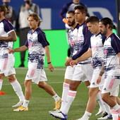 NOVA BURA POTRESA REAL MADRID Poznati fudbaler ODBIO da ode na pozajmicu, ne želi da izgubi ni cent