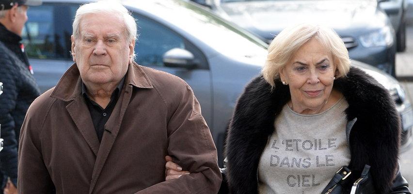 Maria Gołas w rozpaczy po stracie męża: To strasznie boli!