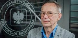 Prof. Gut: efekt świąt i Sylwestra zobaczymy za kilka dni