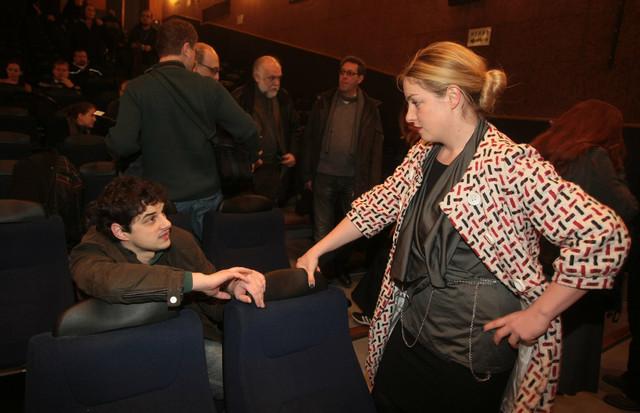 Nikola Rakočević i Hristina Popović