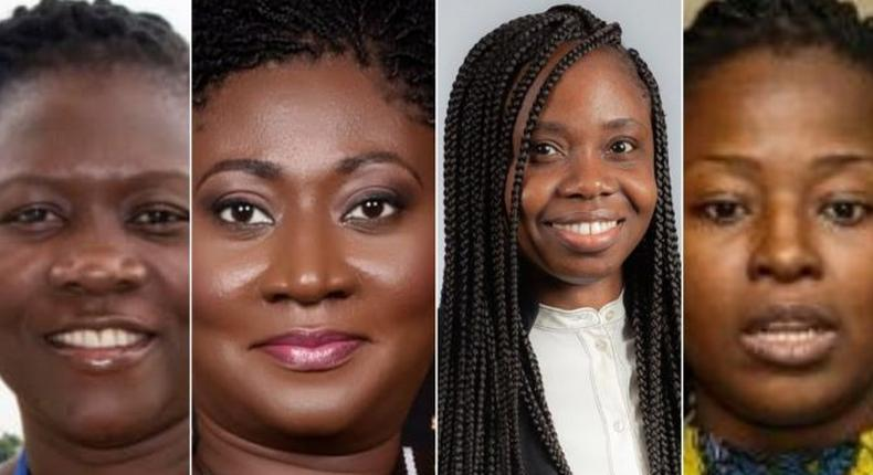 Four Ghanaian female scientists excel in international competition