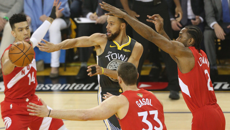 Golden State Warriors - Toronto Raptors