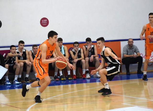 Kadeti KK Dinamik, KK Partizan