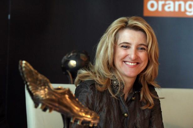 Prezes PGNiG Grażyna Piotrowska-Oliwa.