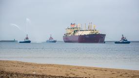 Pierwszy statek z LNG dotarł do Świnoujścia