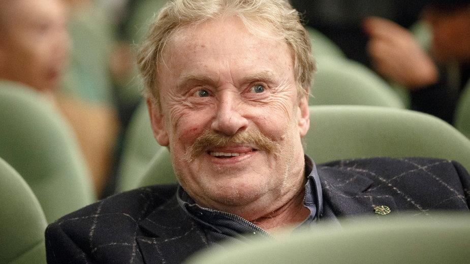 Daniel Olbrychski (fot. Michał Wożniak)
