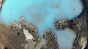 Islandia z powietrza