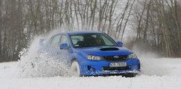 Impreza WRX STI! Normalne Subaru