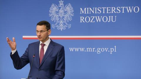 Mateusz Morawiecki nazwał dotychczasowe prognozy wzrostu PKB ostrożnymi i konserwatywnymi