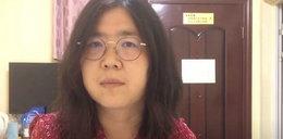Opisywała, co dzieje się w Wuhan. Trafi za to do więzienia?