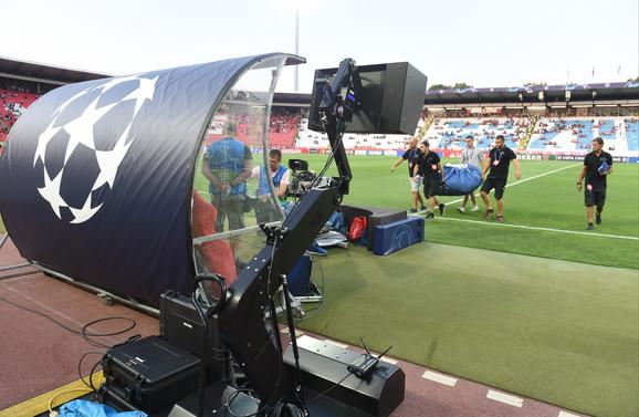 Po prvi put u istoriji će na stadionu Rajko Mitić biti korišćena VAR tehnologija