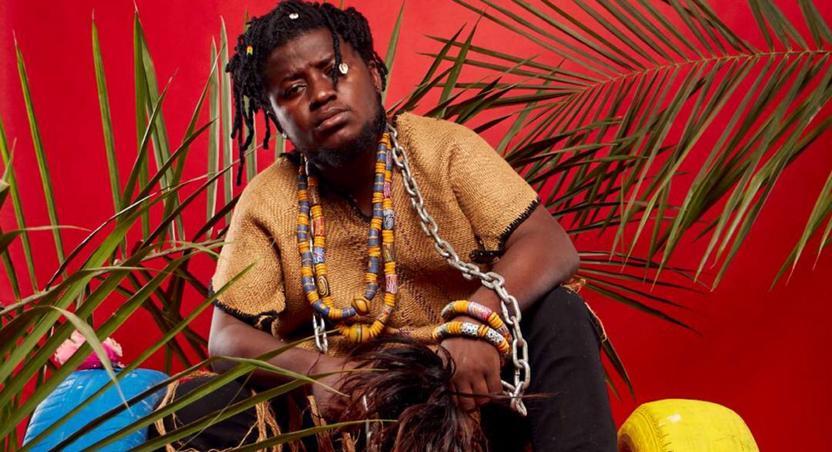 Ghanaian poet Megborna