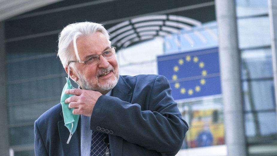 Waszczykowski: Polska mogłaby ograniczyć wpłaty do budżetu UE
