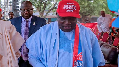 2019 Elections: Ambode urges Lagosians to be peaceful, orderly
