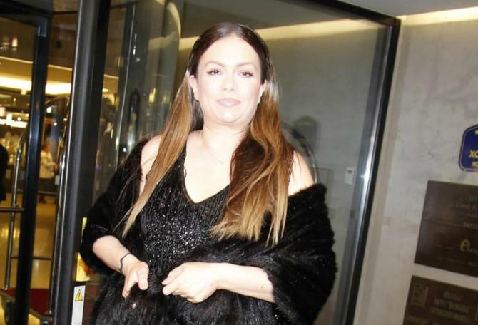 Ivana Peters sinoć je nosila modni detalj star 60 godina