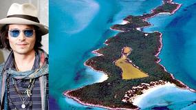 Prywatne wyspy gwiazd
