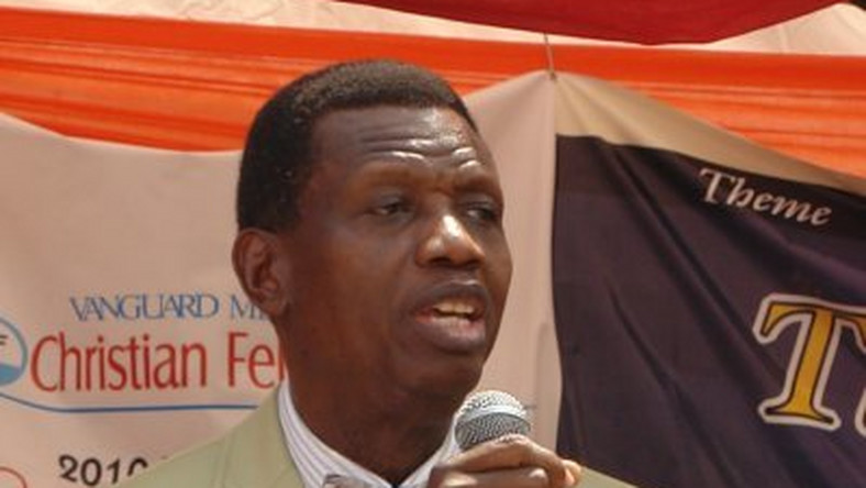Adeboye RCCG G O is the latest pastor to curse criminals - Pulse Nigeria