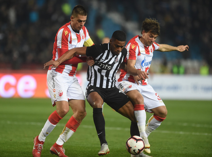 Večiti derbi, FK Crvena zvezda, FK Partizan