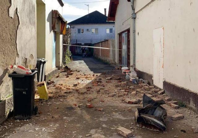 Kostajnica zemljotres