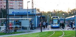 Zwłoki w toalecie na pętli tramwajowej w Krakowie