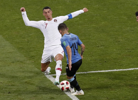 Kristijano Ronaldo je na Svetskom prvenstvu poslednji put igrao za Portugal
