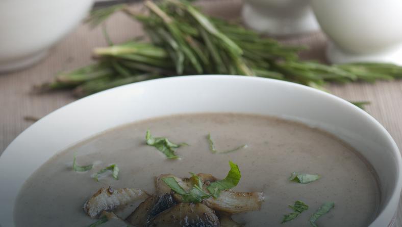 Zupa Krem Z Pieczarek Przepis Onet Gotowanie