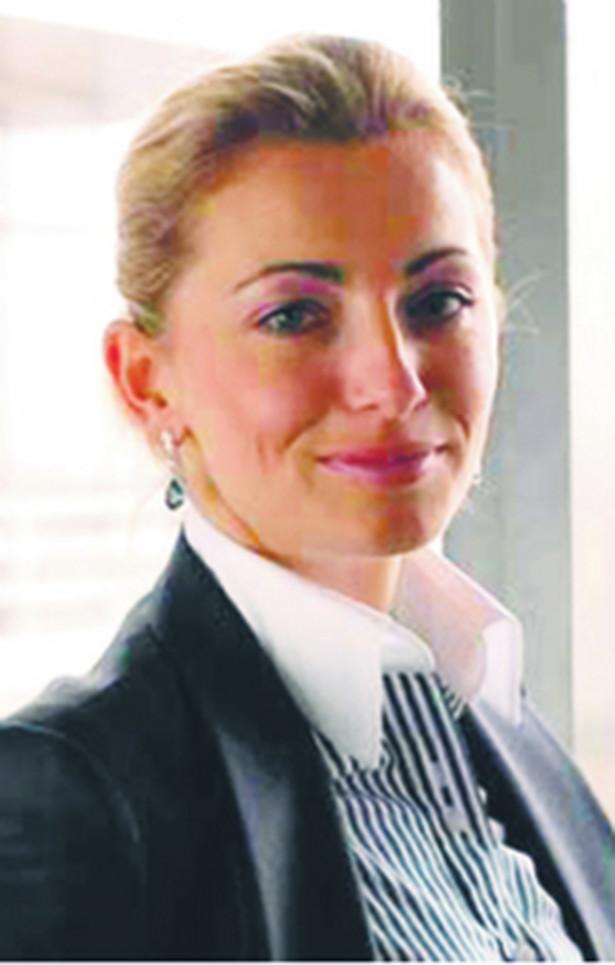 Barbara Garlacz, radca prawny z kancelarii Hervest Legal House