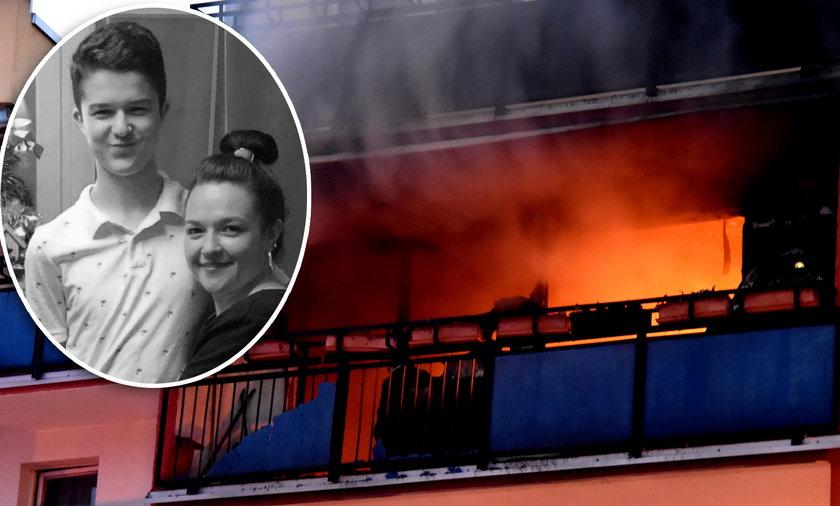 Chcieli lepszego życia, a spotkali śmierć. Tragedia w Pruszkowie. Zginął 16-latek i jego mama