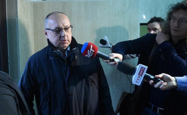 Były szef Służby Kontrwywiadu Wojskowego gen. Janusz Nosek