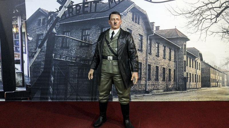 Z indonezyjskiego muzeum usunięto woskową figurę Hitlera