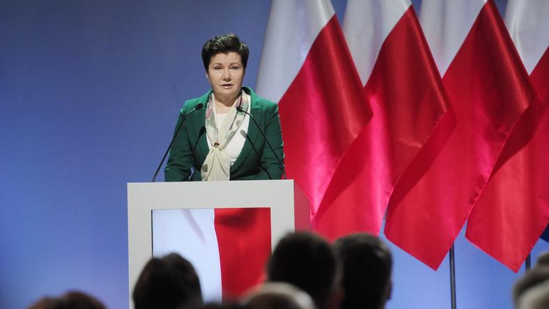 Hanna Gronkiewicz-Waltz zaproponowała miejsce na pomnik smoleński