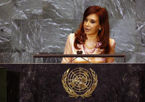 Prezydent Argentyny zaleciła jedzenie wieprzowiny, jako alternatywę dla zażywania Viagry.