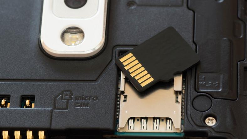 Kupujemy Karte Pamieci Microsd Do Smartfonu